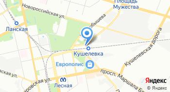 Электробензосервис на карте