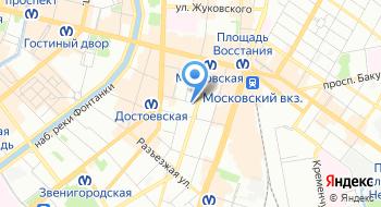Центр обмена СКВ Лахта на карте