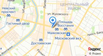 Клиника омоложения на карте