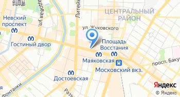 Ломбард Часов СПб на карте