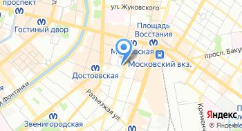 Охранное предприятие Вист на карте