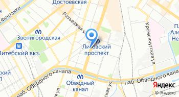 Backstage club на карте