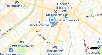Интернет-магазин Виола на карте