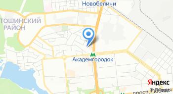 Магазин Intex на карте