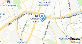Центральный Государственный Архив Научно-технической Документации Санкт-петербурга на карте