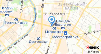 Культурный центр Елены Образцовой на карте