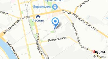 Нева Стулья на карте
