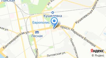 ЮТ Тотал Сервис на карте