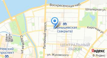 Багетная мастерская Vincent на карте