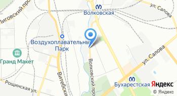 Ато-Гидравлик на карте