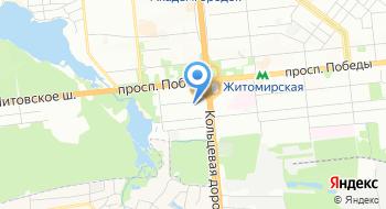 Киевский международный университет на карте