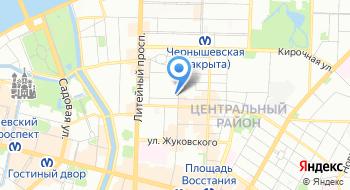 Группа компаний ИнтерСтафф Сервис на карте