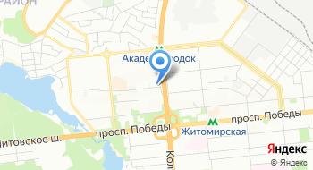 Этрэн на карте