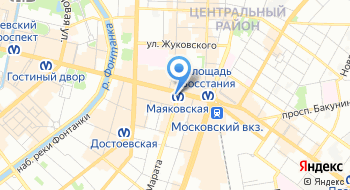 Салон красоты Fashion studio на карте