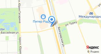 Вуокса на карте