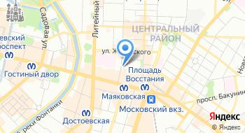 Бюро переводов №1 на карте