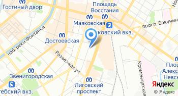 Медиус на карте