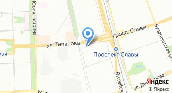Интернет-магазин Точка на карте