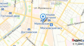 Международная клиника Medem на карте