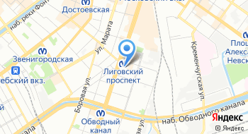 Проектная организация Юкон на карте