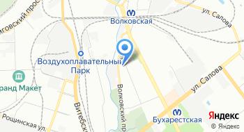 СПб Гбпоу Медицинский техникум № 2 на карте