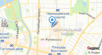 Склада на карте