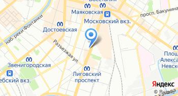 Елена Савиковская и Партнеры на карте