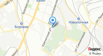 ОГИБДД УМВД России по Фрунзенскому району на карте