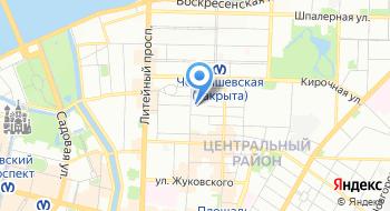ОГИБДД УМВД России по Центральному району на карте