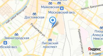 Центр независимых социологических исследований на карте