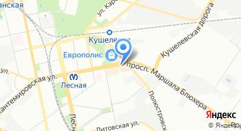 MyCell на карте