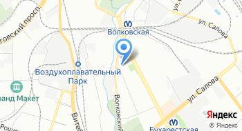 БатутМастер на карте