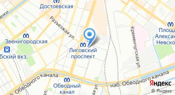 Интернет-магазин Loake.ru на карте