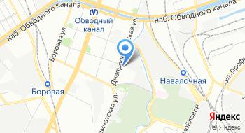 Автобусный парк №1, филиал ГУП Пассажиравтотранс на карте