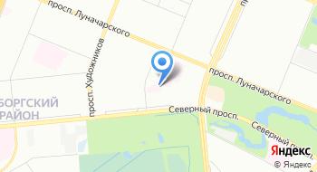 Ленинградский областной медицинский информационно-аналитический центр на карте