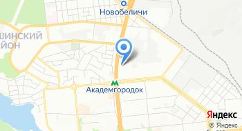 Компания Остмар Украина на карте