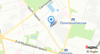 Научно-технический центр единой энергетической системы на карте