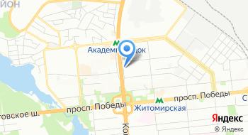 Компания Техномер на карте