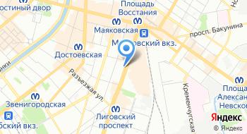 Проектно-монтажная корпорация на карте