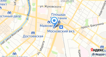 Магазин Прялка на карте