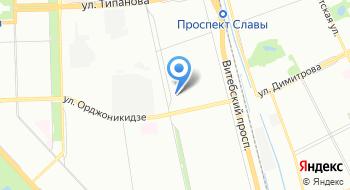 Городская поликлиника № 51 ДПО № 39 на карте