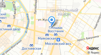 Орас Рус на карте