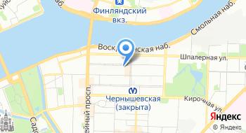 Русское Оружие СПб на карте