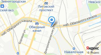 Автовокзал №2 на карте