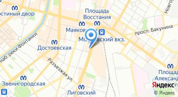 Кофейная лавка Barista на карте