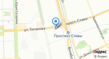 AllTopTours на карте