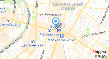 Машинописное Бюро 16 на карте