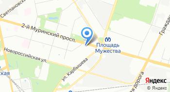 Балтийская инженерная компания на карте