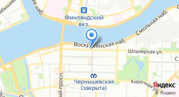 Детективное агентство Две столицы на карте