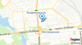 Компания Рёнтген-Украина на карте